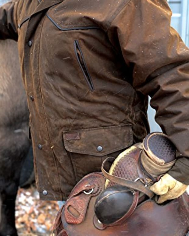 how-to-reproof-an-oilskin-coat