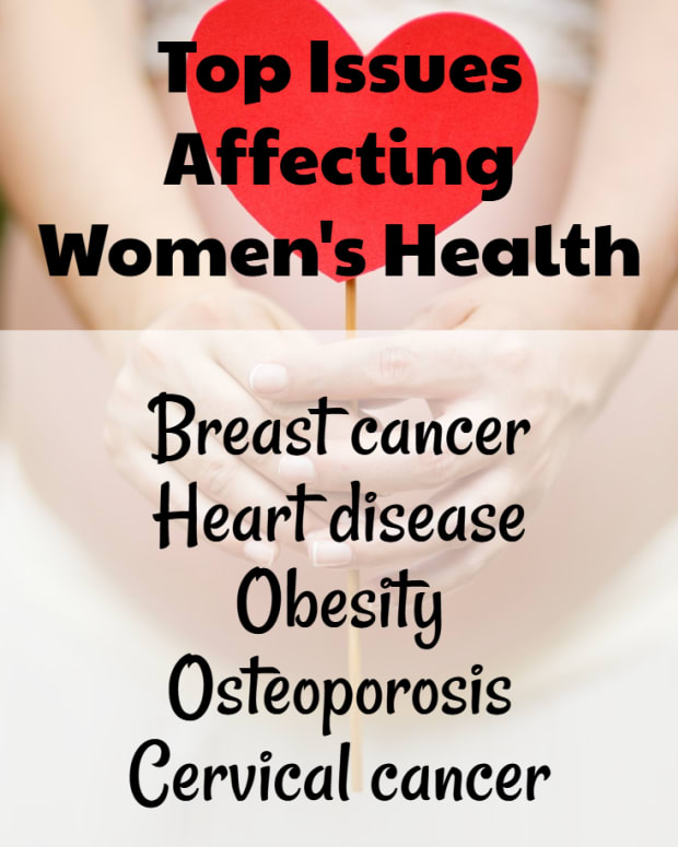 top-issues-affecting-womens-health