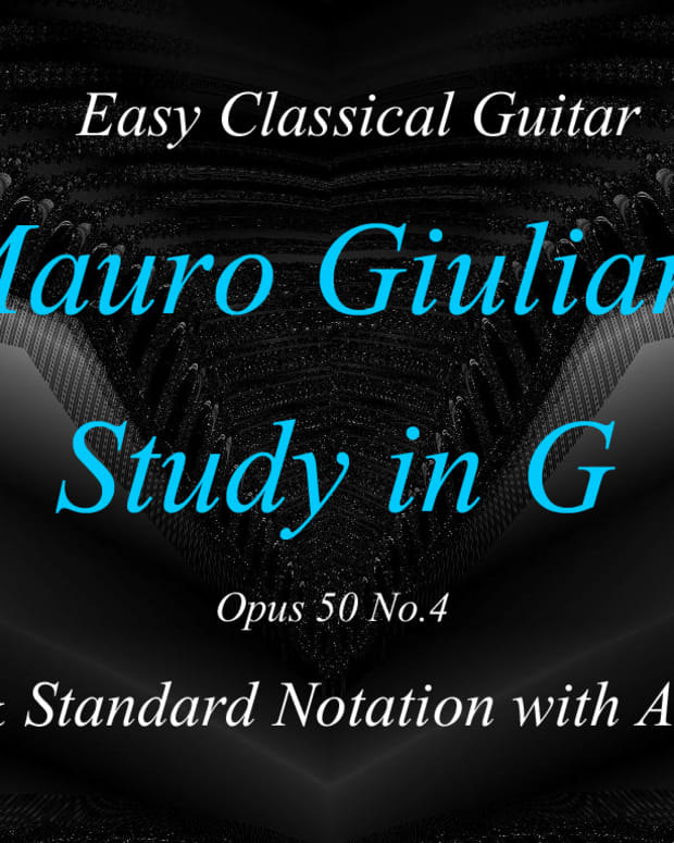easy-classical-guitar-study-in-g-by-giuliani-in-guitar-tab-standard-notation-and-audio
