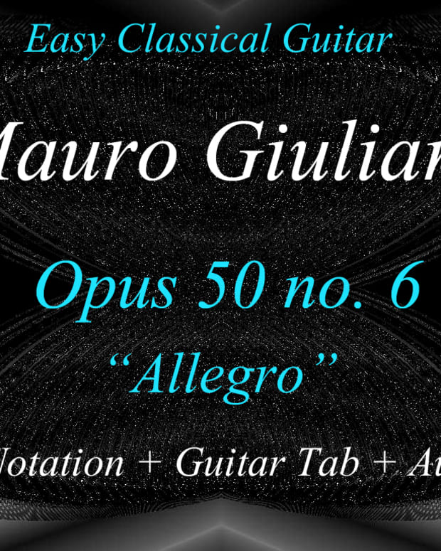 easy-classical-guitar-giulianis-allegro-opus-50-no6