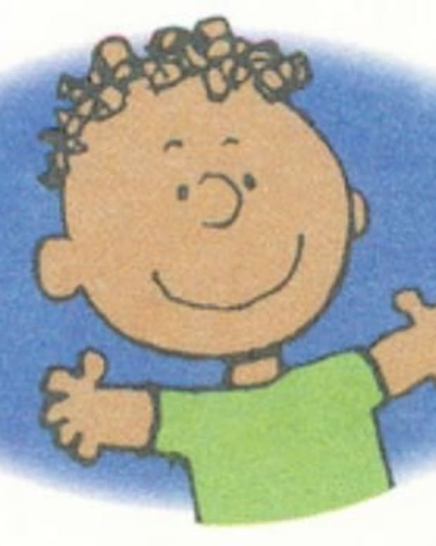 how-the-peanuts-comic-strip-got-its-first-black-character