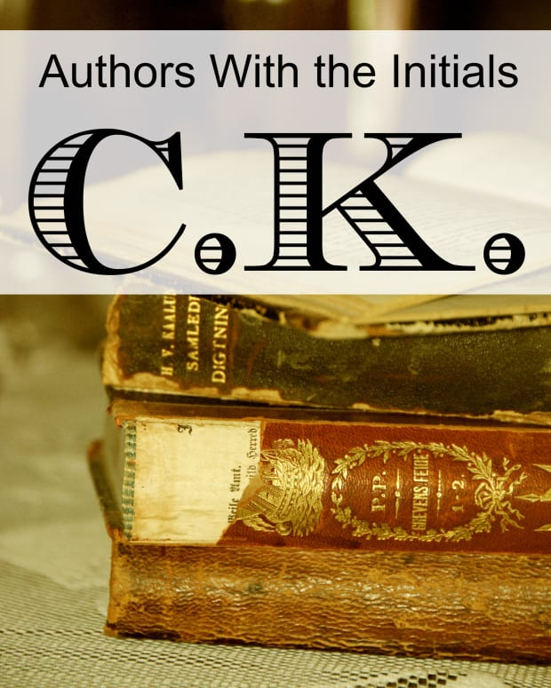 list-of-authors-with-my-initials-c-k