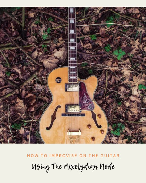 how-to-improvise-on-the-guitar-with-mixolydian-mode