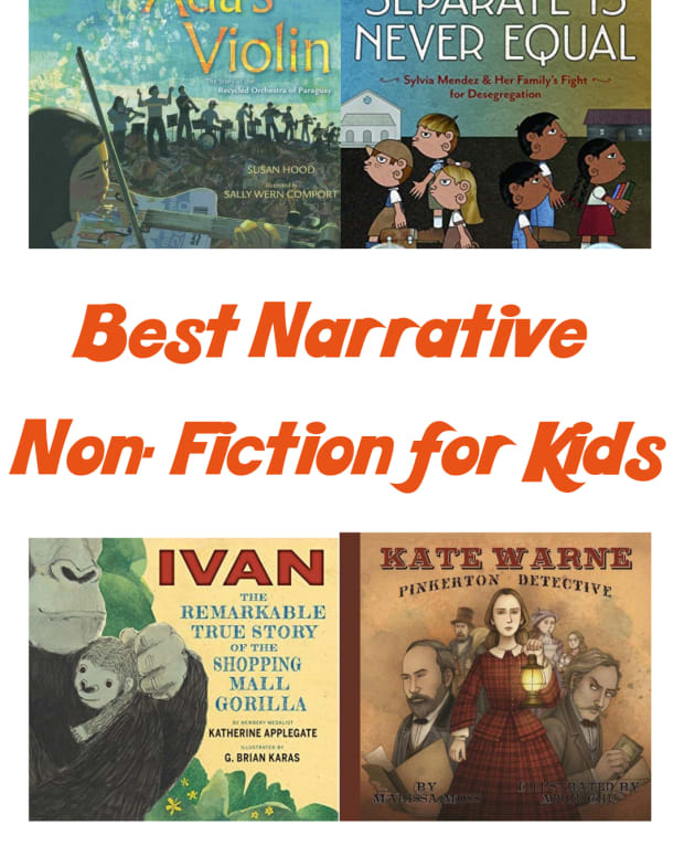 best-narrative-nonfiction-books-for-kids