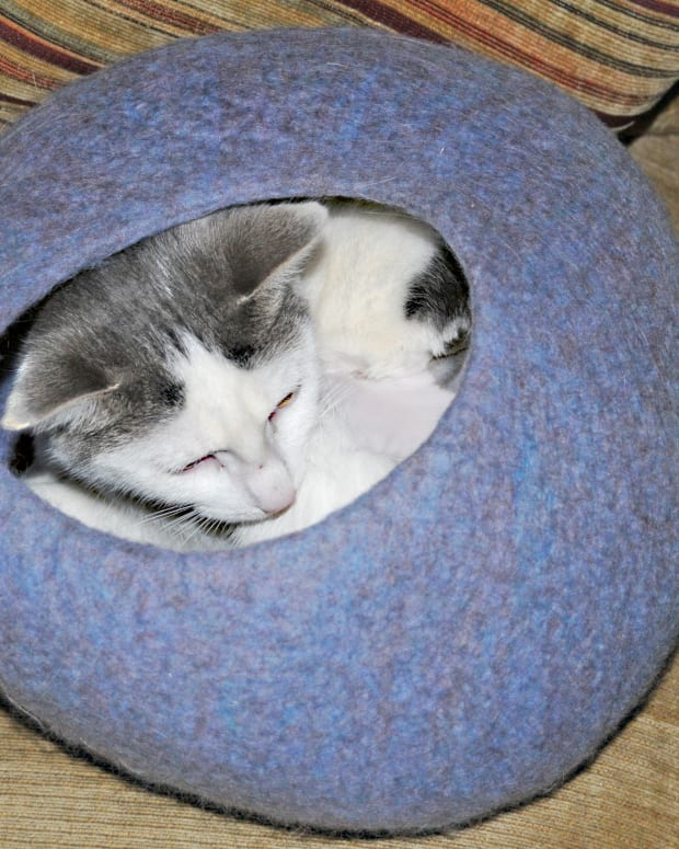 how-to-make-a-wet-felted-cat-cave-pod-or-vessel-free-tutorial
