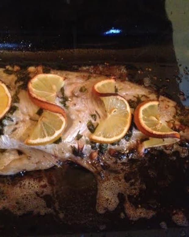 oven-baked-catfish-in-lemon-butter-and-wine-sauce