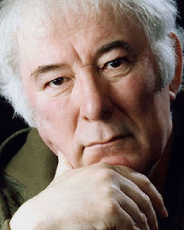 "Seamus Heaney's ""Storm on the Island"" Seamus Heaney's ""Digging"""