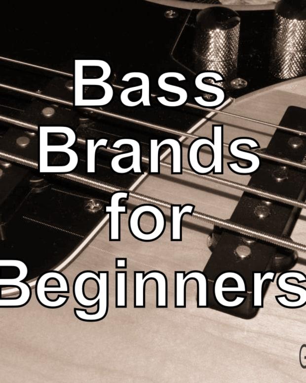 best-bass-guitar-brands-beginners