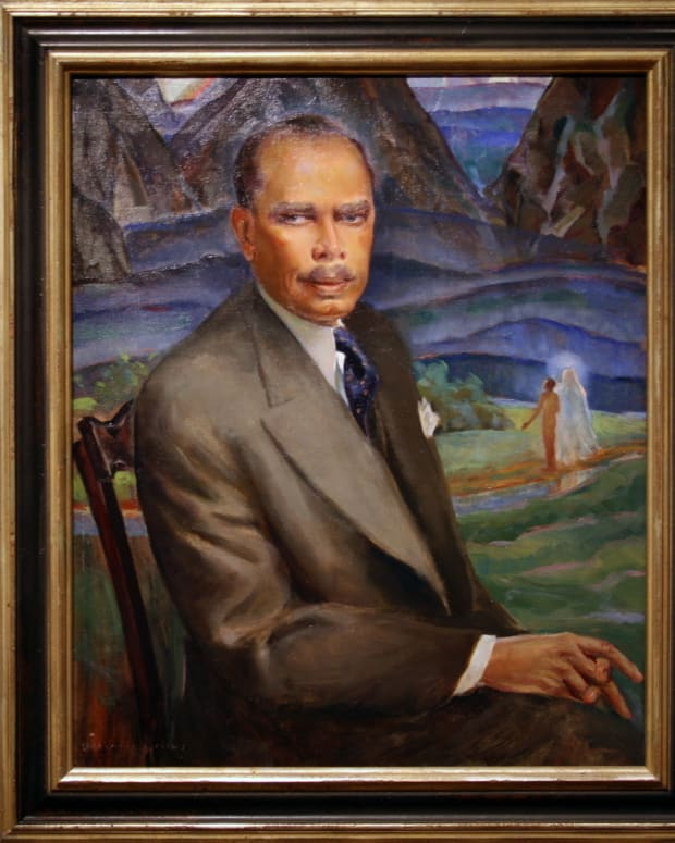 "James Weldon Johnson's ""Go Down Death"""