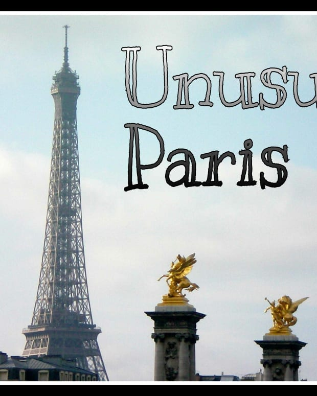 unusual-paris