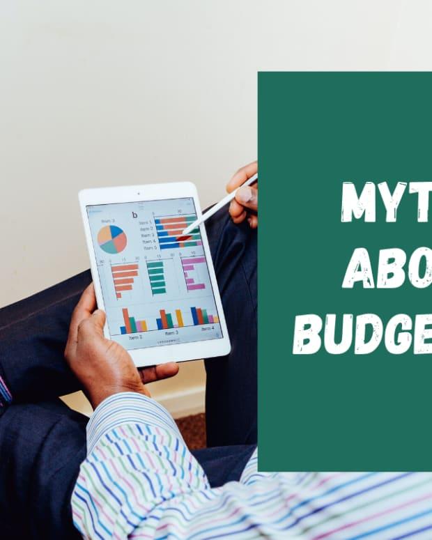 4个神话 - 关于预算