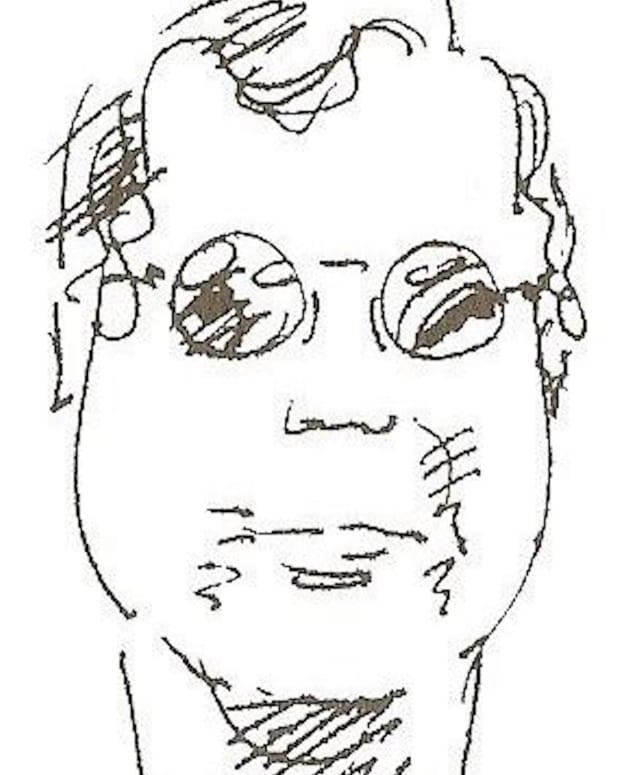 Charles Simic - Sketch
