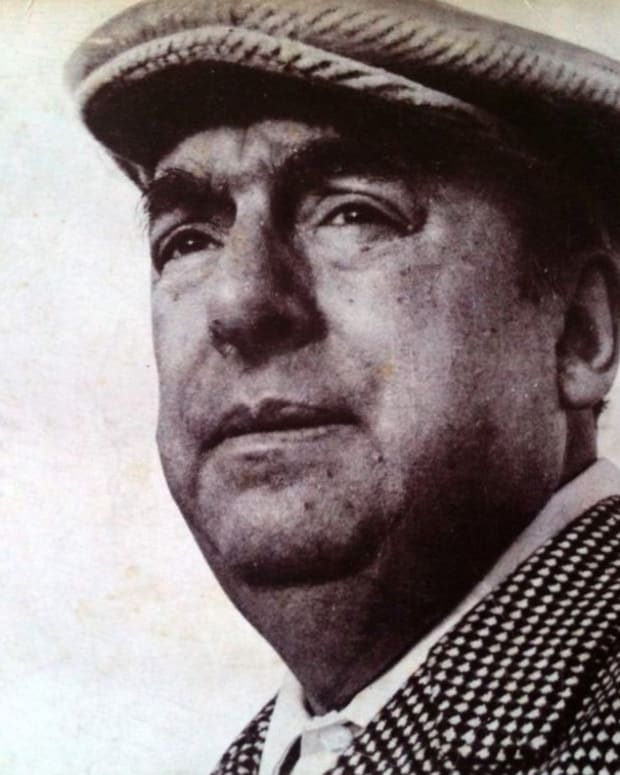 "Pablo Neruda's ""The Future is Space"""