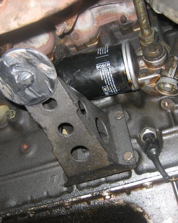 oil-pan-gasket-replacement