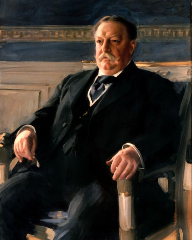 william-taft-27th-president