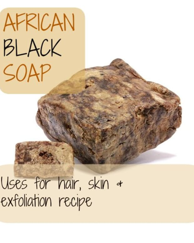 black-african-soap