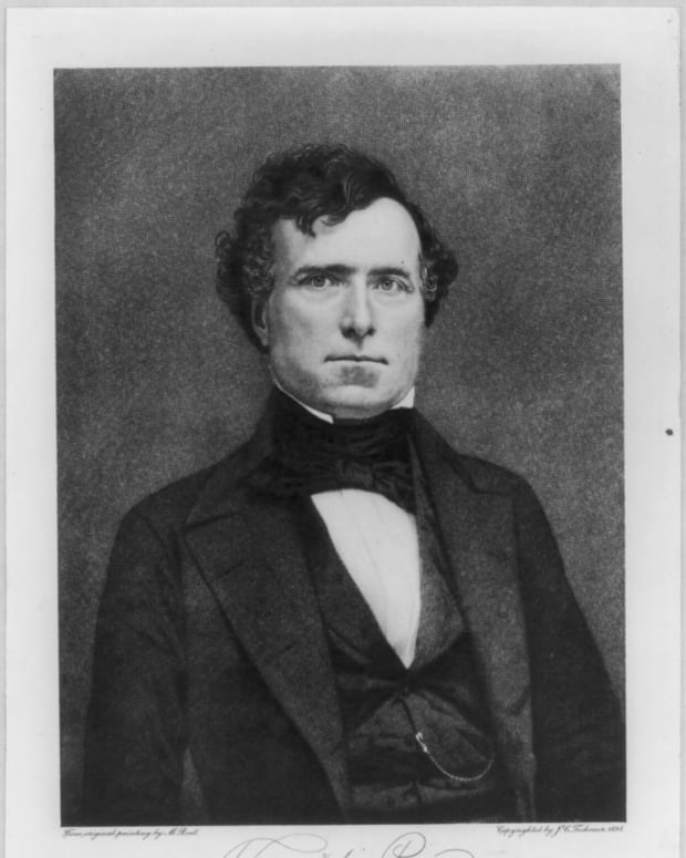 franklin-pierce-14tn-president
