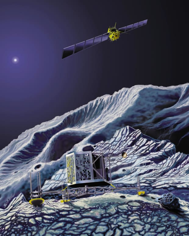 rosetta-and-the-landing-of-philae-on-comet-churyumov-gerasimenko