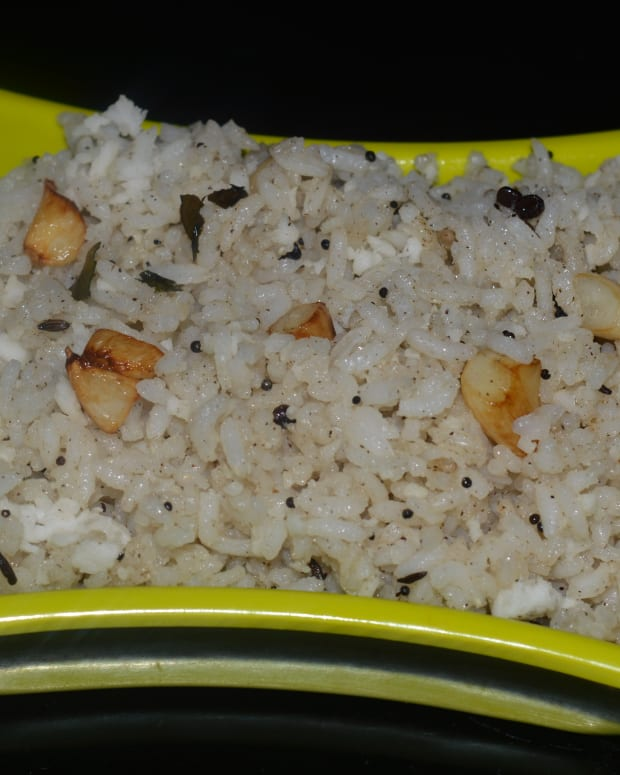 healthy-recipes-garlic-fried-rice-recipe