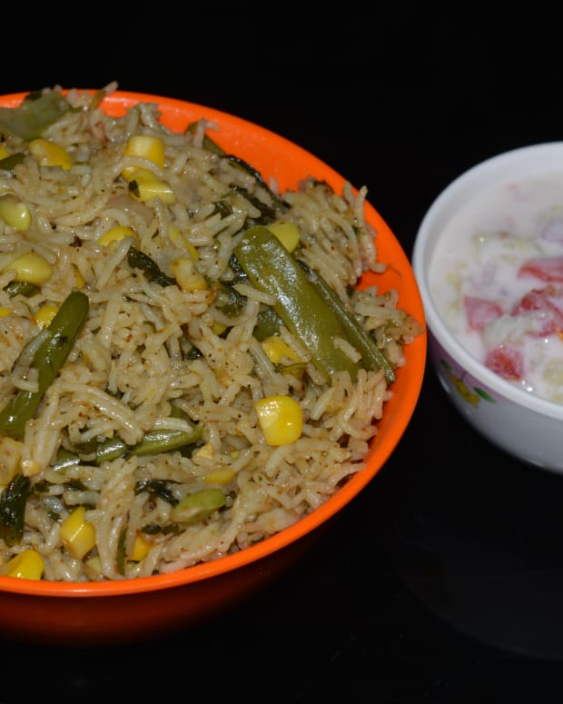 easy-corn-pulao-recipe