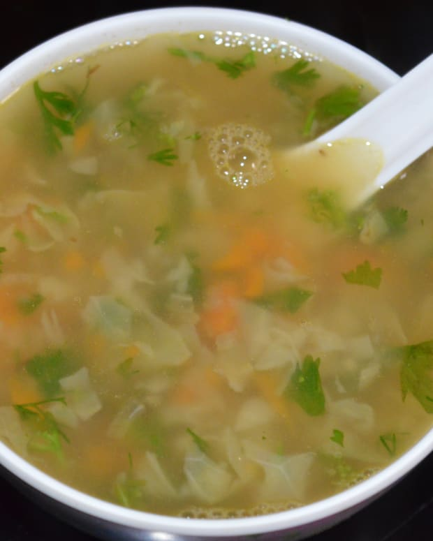 vitamin-c-rich-lemon-and-coriander-soup-recipe