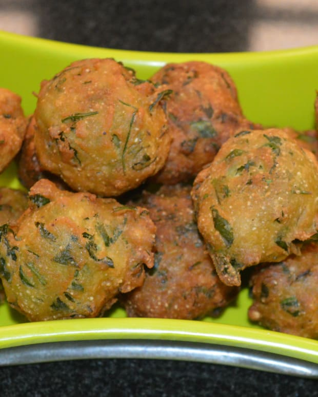 gujarati-snacks-fenugreek-leaf-gota-or-methi-gota-recipe