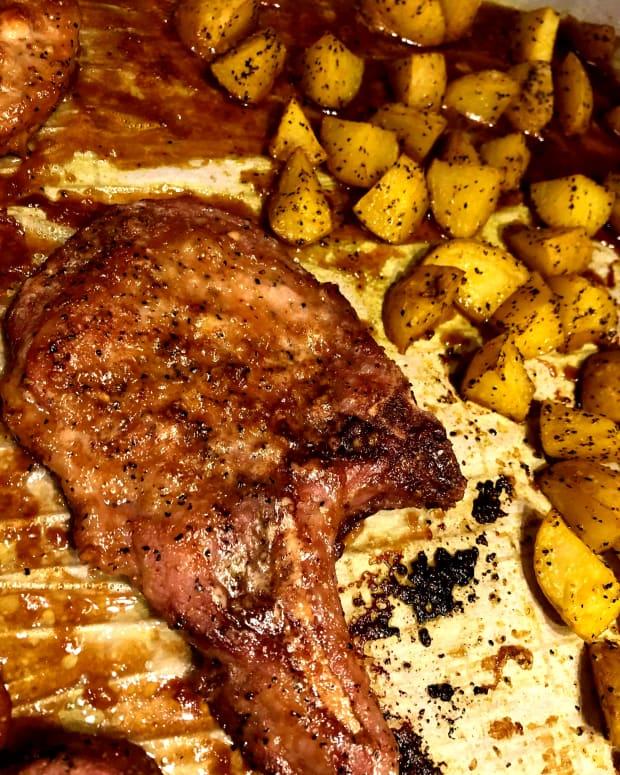 one-pan-porchop-dinner