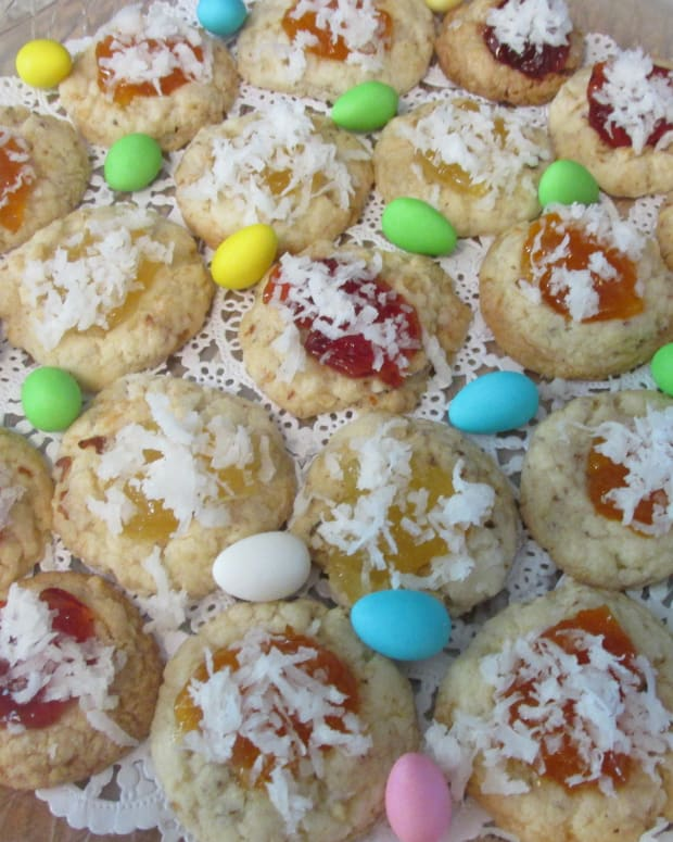 coconut-thumbprint-cookies