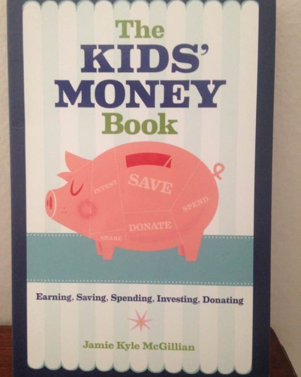money-education-for-children-in-a-fun-book-teaches-that-money-is-not-just-for-spending