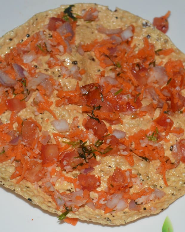 how-to-make-crunchy-starter-snack-in-five-minutes-masala-papad-recipe