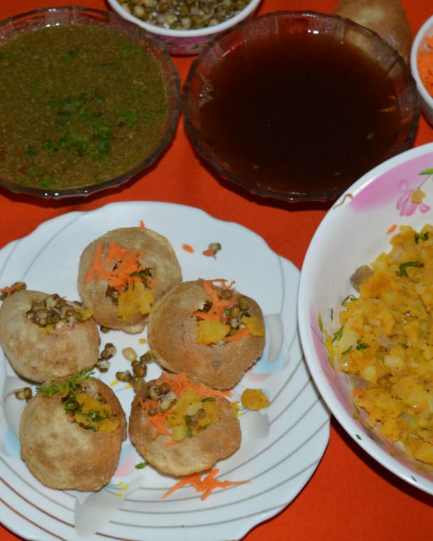 healthy-snacks-pani-puri-recipe