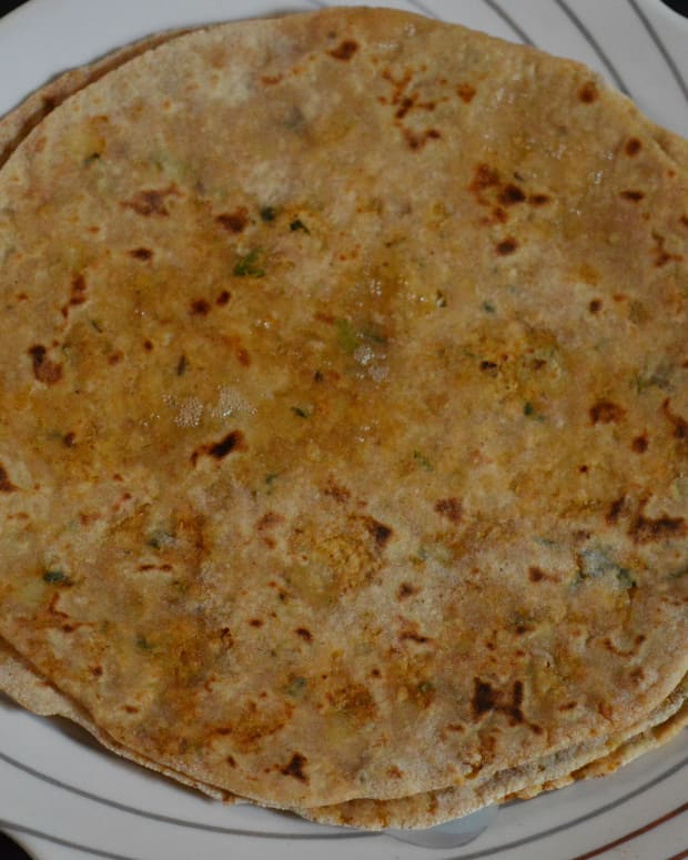 how-to-make-healthy-cabbage-potato-paratha