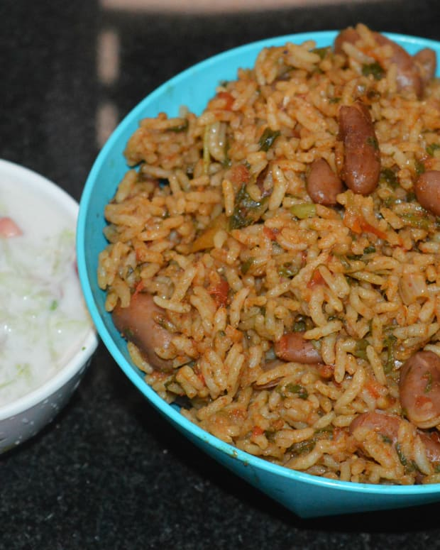 one-pot-meals-vegan-spinach-rice-or-palak-rice