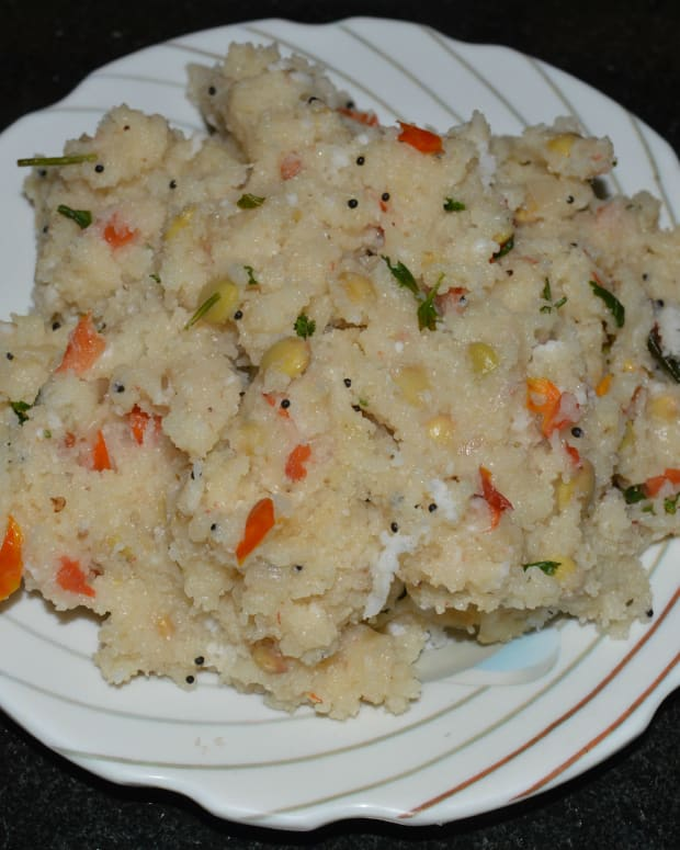 how-to-make-a-simple-semolina-bean-upma-or-porridge
