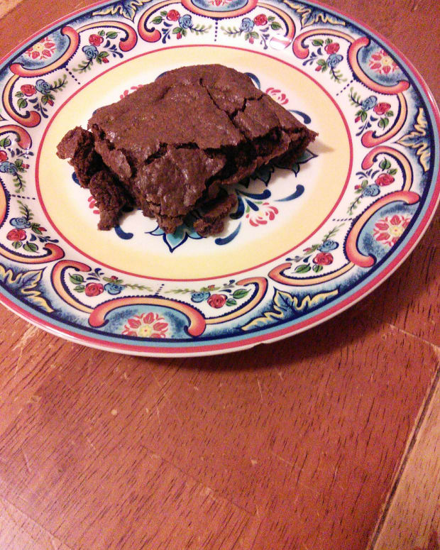best-chewy-brownies-ever