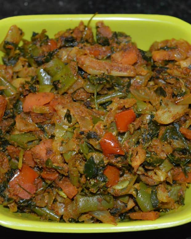 vegan-fenugreek-and-mixed-veg-curry