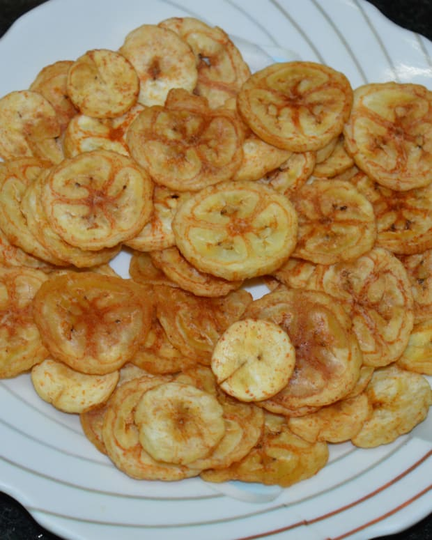 how-to-make-raw-banana-chips-or-wafers