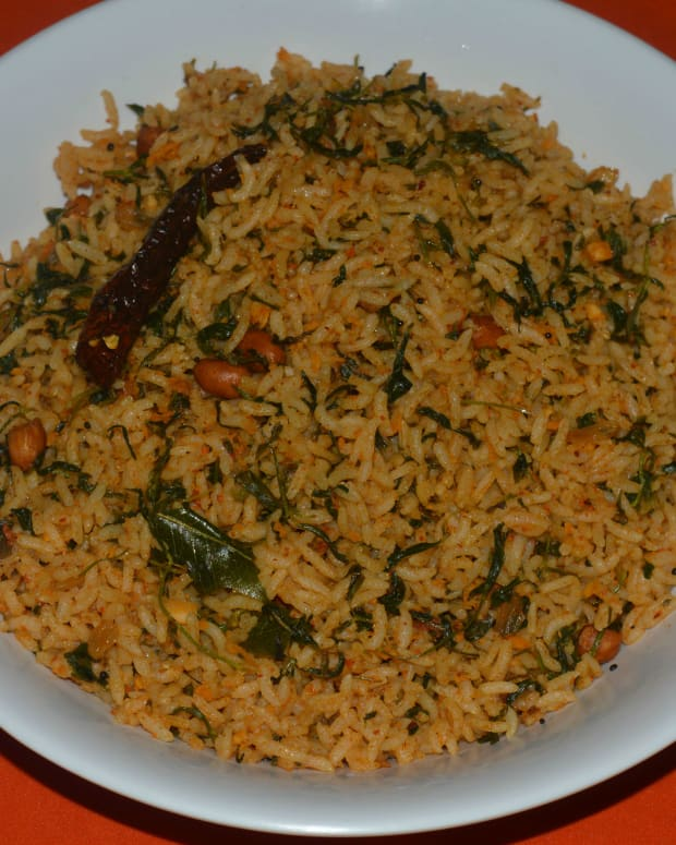 how-to-make-fenugreek-leaf-rice-or-methi-rice