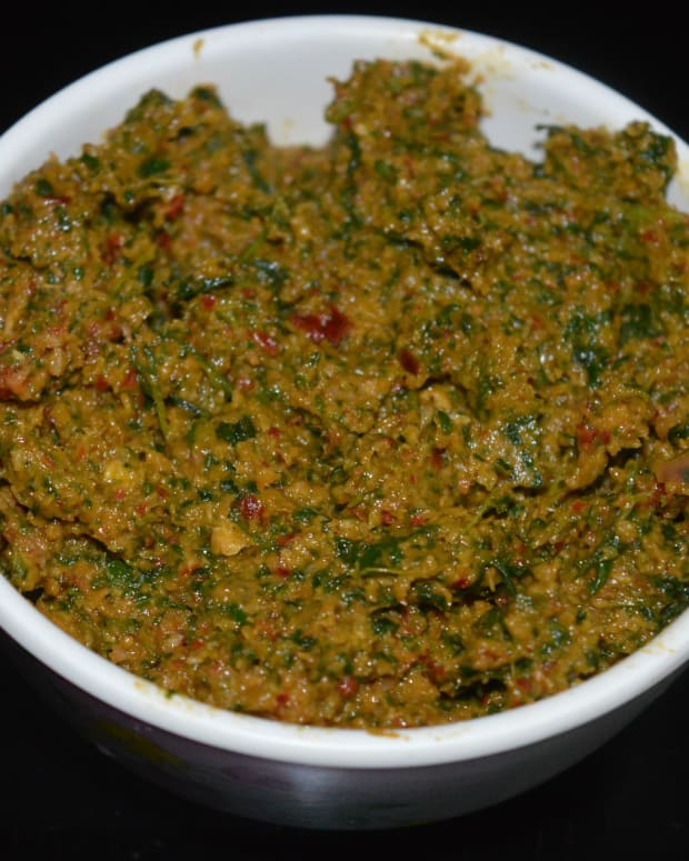 fenugreek-leaf-chutney-recipe