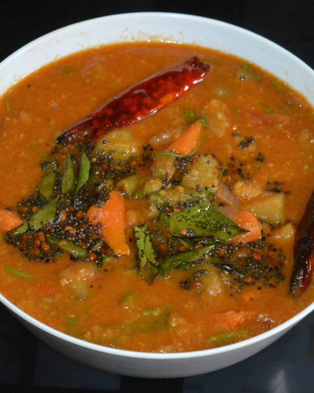 how-to-make-south-indian-sambar-in-20-minutes