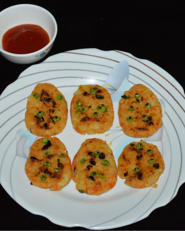 how-to-make-idli-cutlet