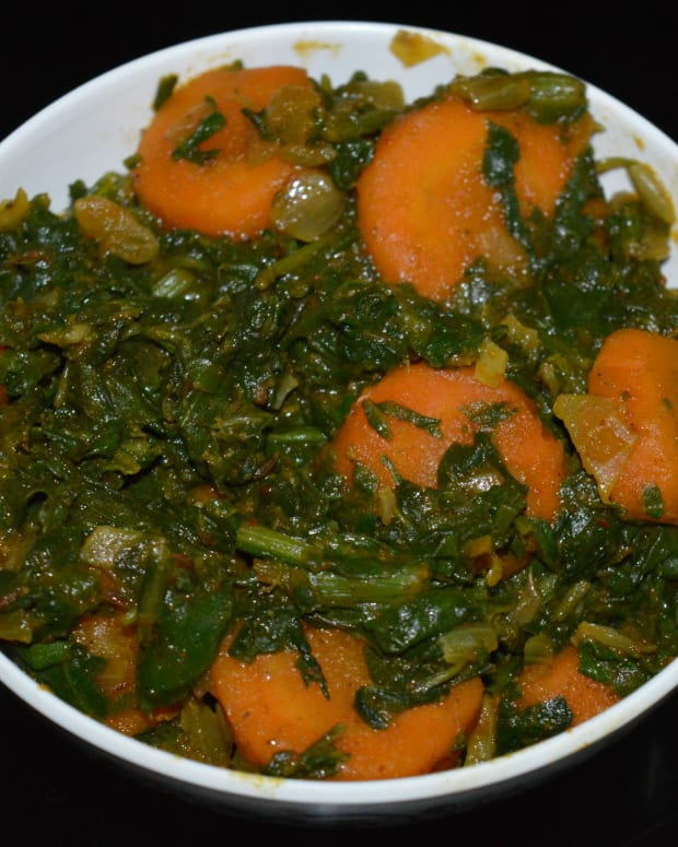 spinach-and-carrot-curry-recipe