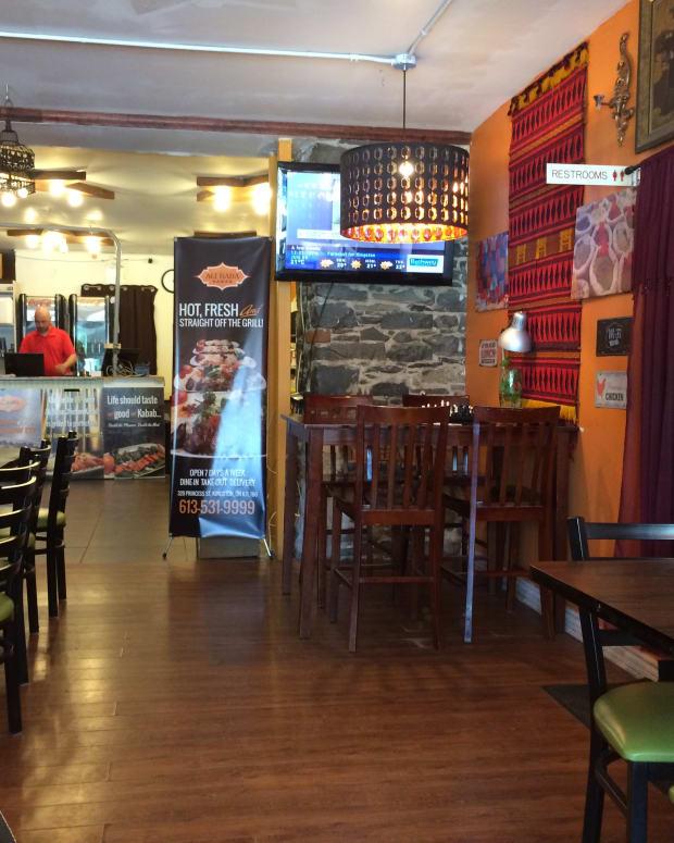 review-of-alibaba-kabab-in-kingston-ontario