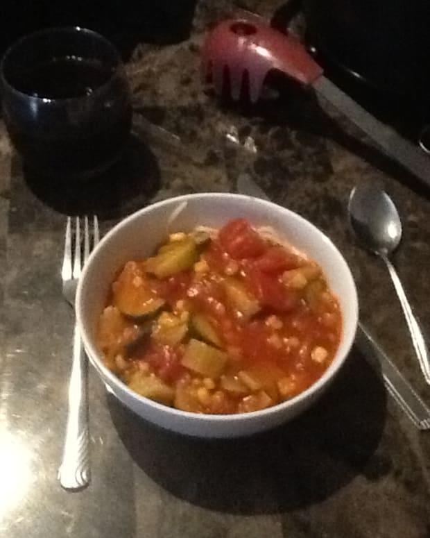 vegatarian-spaghetti