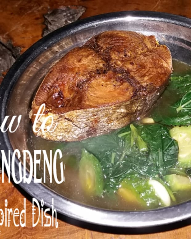 how-to-make-dinengdeng-with-yellow-fin-tuna-in-fermented-fish-sauce