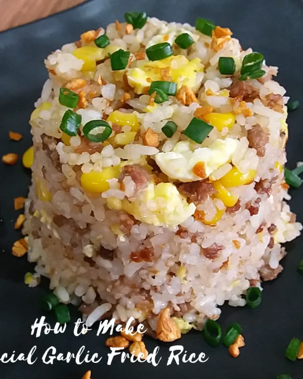 how-to-make-special-garlic-fried-rice
