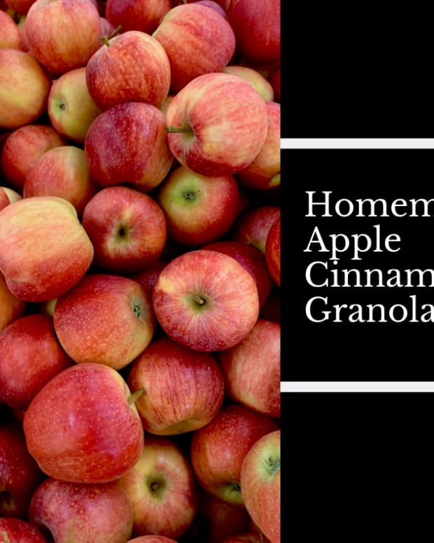 homemade-apple-cinnamon-granola