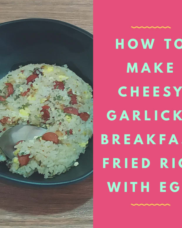 how-to-make-cheesy-garlicky-breakfast-fried-rice-with-egg