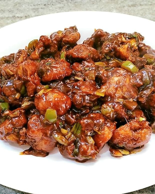 easy-and-quick-crispy-gobi-cauliflower-manchurian-recipe