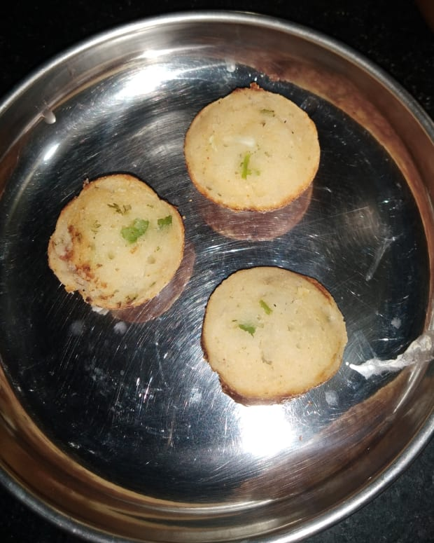 instant-rava-vegetable-paddu-or-paniyaram-recipe